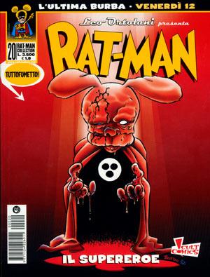 Rat-Man Collection n.20