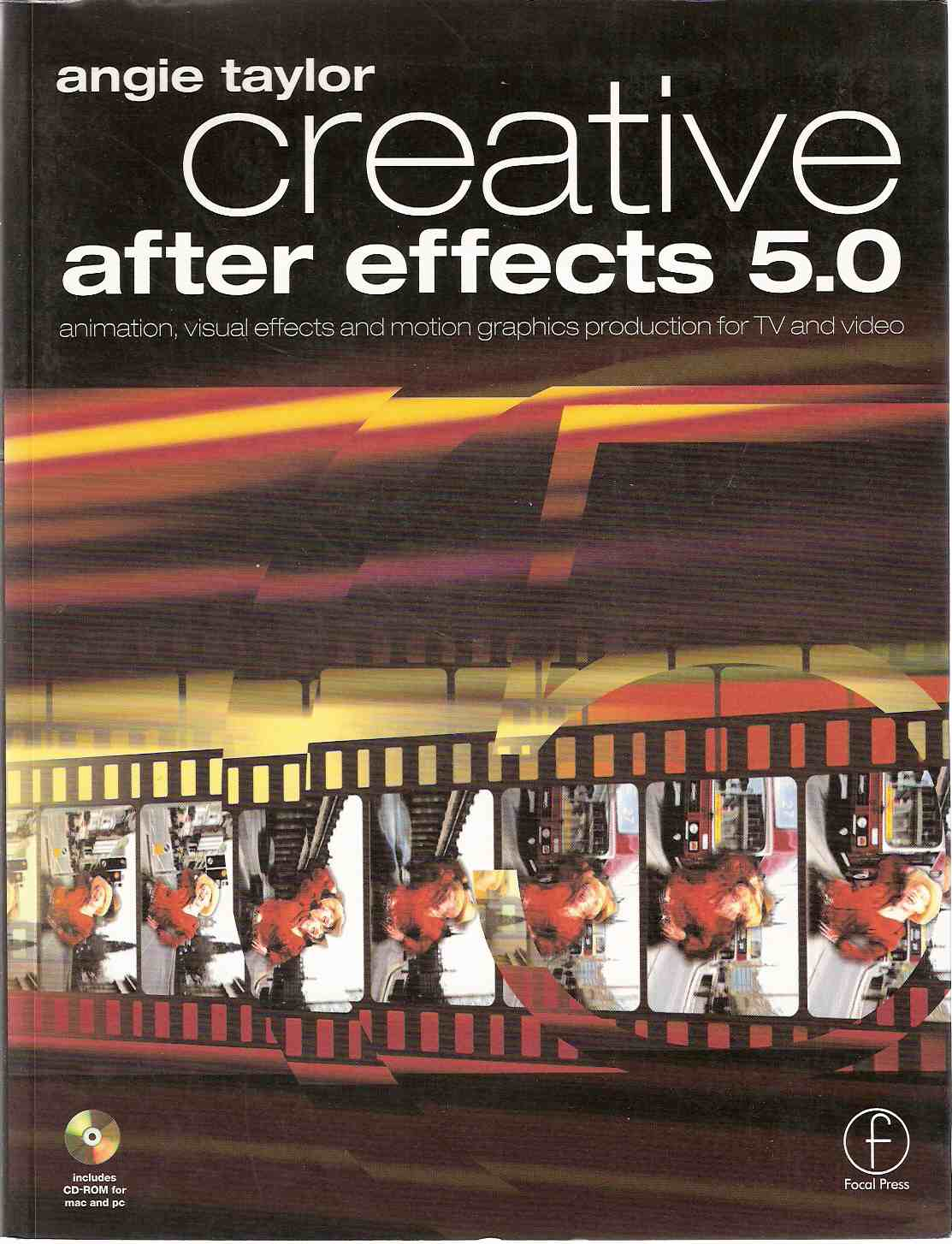 Creative After Effects 5.0