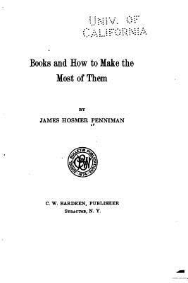Books and How to Mak...