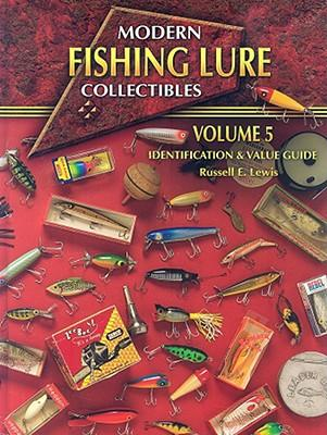 Modern Fishing Lure Collectibles
