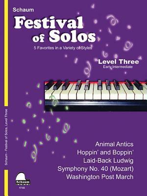 Festival of Solos, L...