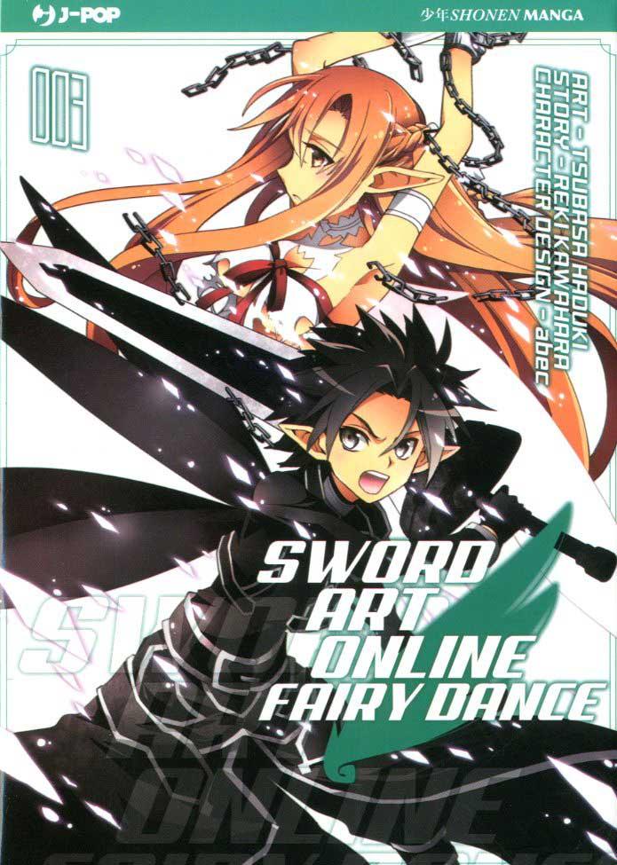 Sword Art Online - Fairy Dance vol. 3