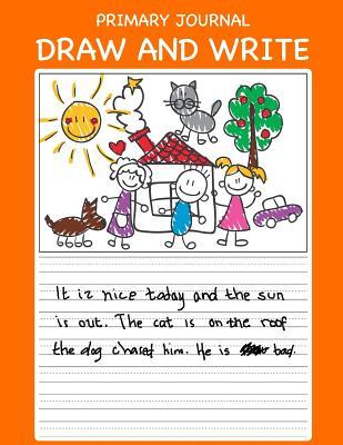 Primary Journal Draw and Write Composition Notebook