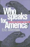 Who Speaks for Ameri...