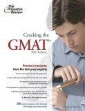 Cracking the GMAT, 2007 Edition