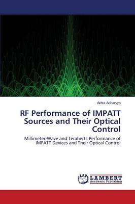 RF Performance of IMPATT Sources and Their Optical Control