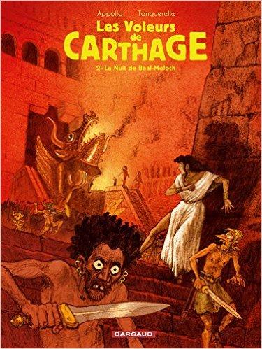 Les voleurs de Carthage, Tome 2