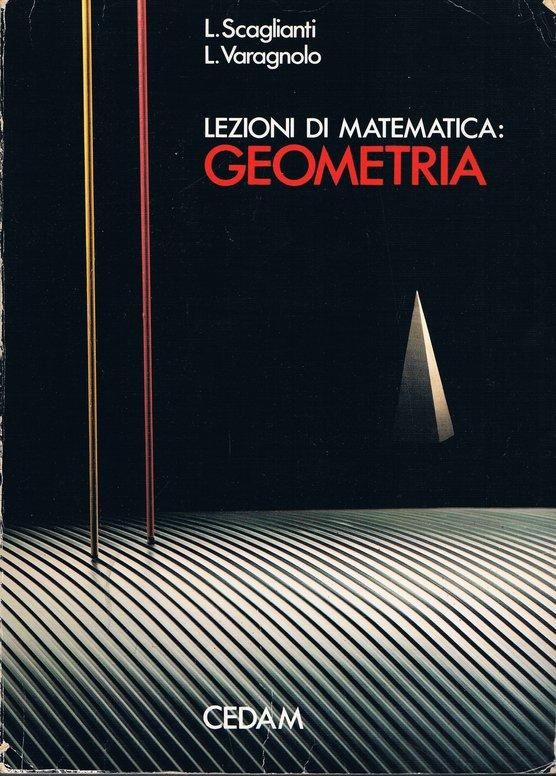 Lezioni di matematica: geometria