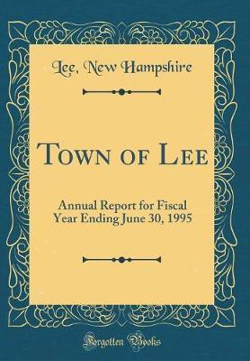Town of Lee