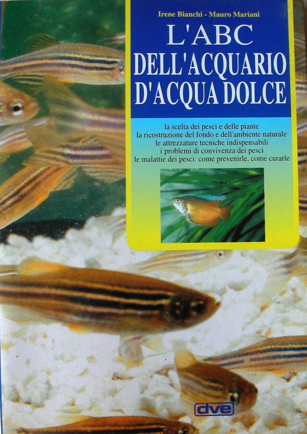L'ABC dell'acquario d'acqua dolce