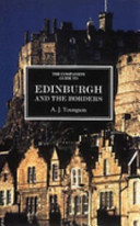 The Companion Guide to Edinburgh and the Borders