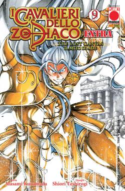 I Cavalieri Dello Zodiaco - Lost Canvas Extra 9