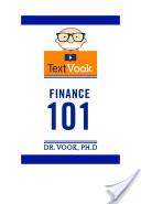 Finance 101: The TextVook