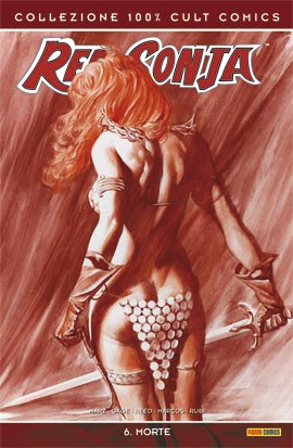 Red Sonja vol. 6