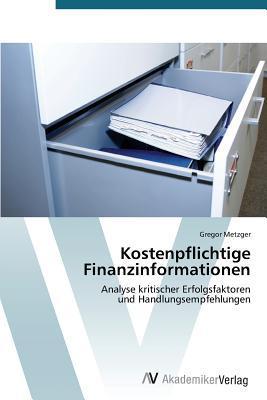 Kostenpflichtige Finanzinformationen