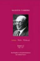 Valentin Tomberg - Leben, Werk, Wirkung