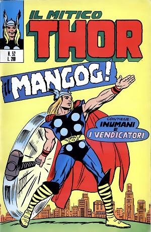 Il Mitico Thor n. 52