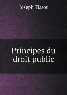 Principes Du Droit Public
