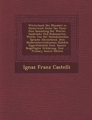Worterbuch Der Munda...