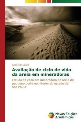 Avaliação de ciclo de vida da areia em mineradoras