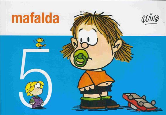 Mafalda #5 (de 10)
