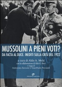 Mussolini a pieni voti?