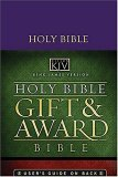 King James Gift & Award Bible