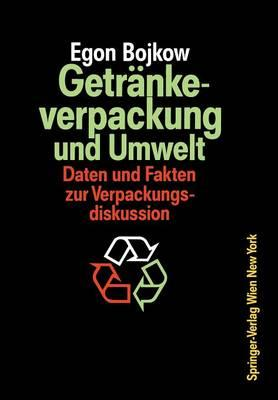 Getränkeverpackung Und Umwelt