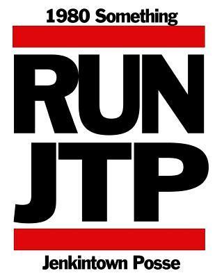 RUN JTP 80's Golberg's Graph Paper Notebook