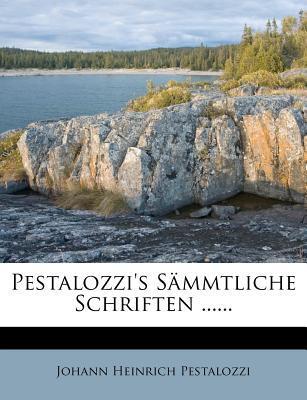 Pestalozzi's sämmtliche Schriften, Dritter Band