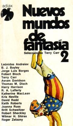 Nuevos mundos de fantasía Vol. II