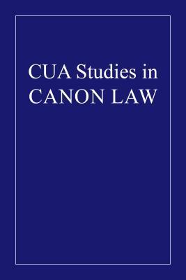 Simony (CUA Studies in Canon Law)