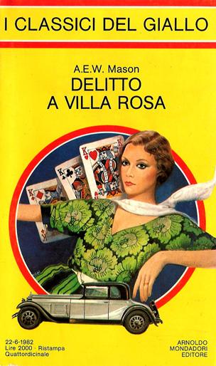 Delitto a Villa Rosa