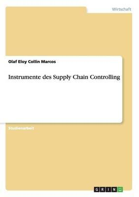 Instrumente des Supply Chain Controlling