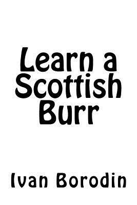 Learn a Scottish Bur...