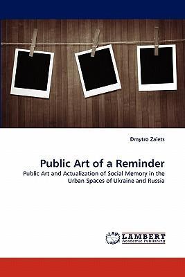Public Art of a Reminder