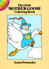 The Little Mother Goose Coloring Book