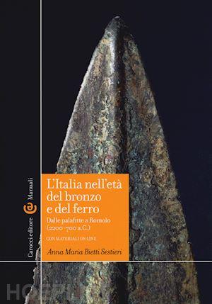 L'Italia nell'età del bronzo e del ferro