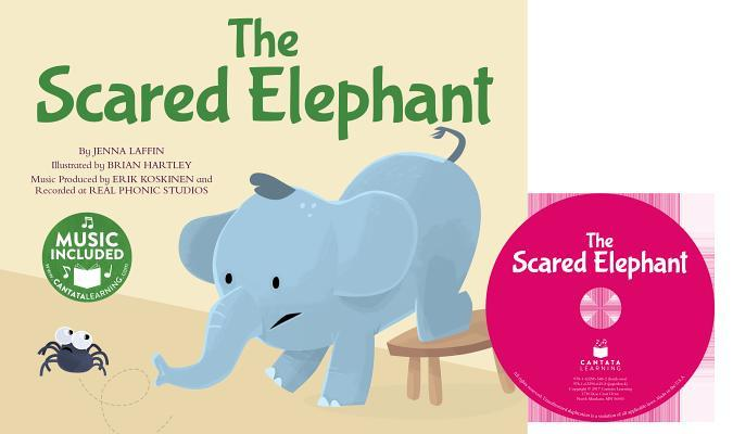 The Scared Elephant