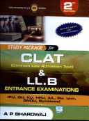 Study Package For Clat 2nd Edition