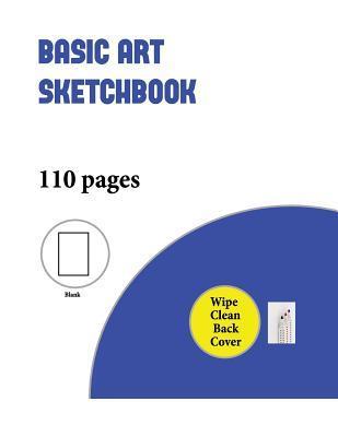 Basic Art Sketchbook