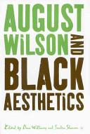 August Wilson and Black Aesthetics