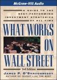 What Works on Wall Street, Third Edition