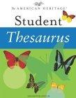 The American Heritage Student Thesaurus