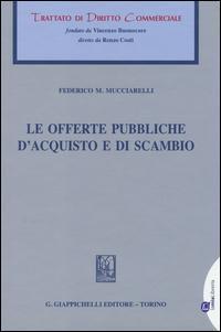 Le offerte pubbliche d'acquisto e di scambio