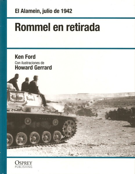 Rommel en retirada