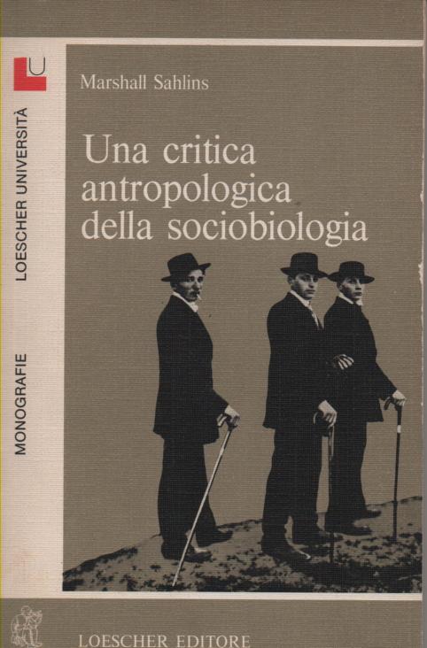 Una critica antropol...