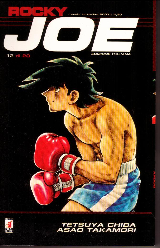 Rocky Joe vol. 12