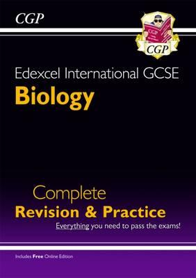 Edexcel International GCSE Biology Complete Revision & Practice with Online EDN. (A*-G)