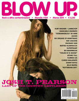 Blow up. 154 (marzo 2011)